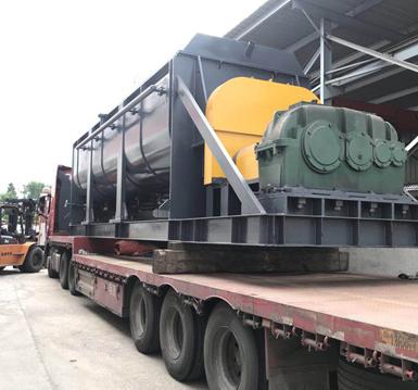 120型污泥干化机