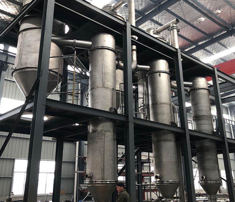 江苏佳愿环境科技有限公司—废水蒸发器